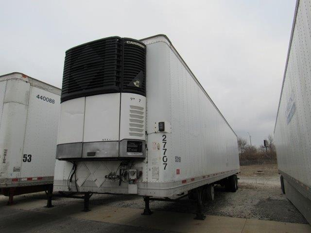 2008 WABASH TRAILER Reefer Trailer