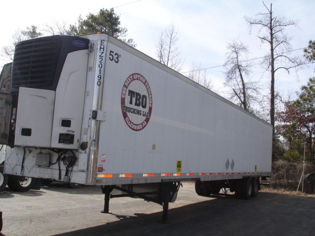 2005 UTILITY TRAILER Reefer Trailer