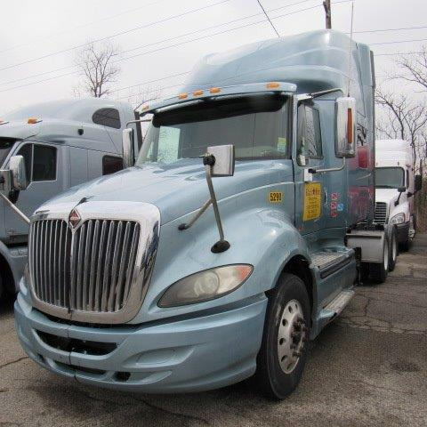 2010 INTERNATIONAL PROSTAR Tandem Axle Sleeper